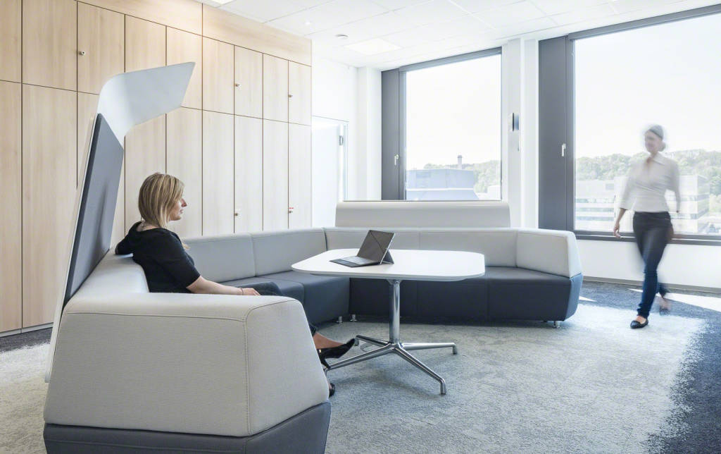 Wellbeing Through Workplace Design