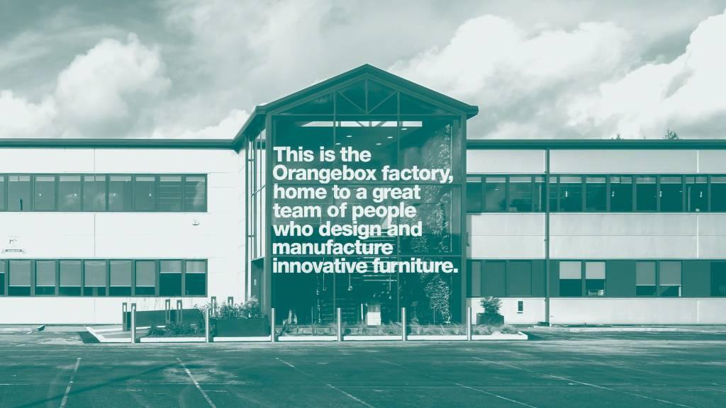 Building, the HQ of Orangebox