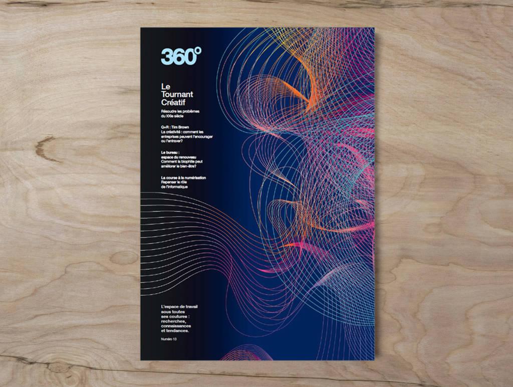 Le tournant créatif 360 Magazine