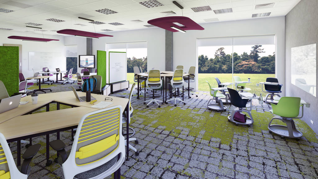 Cranfield's Active Learning Centre 360 Article