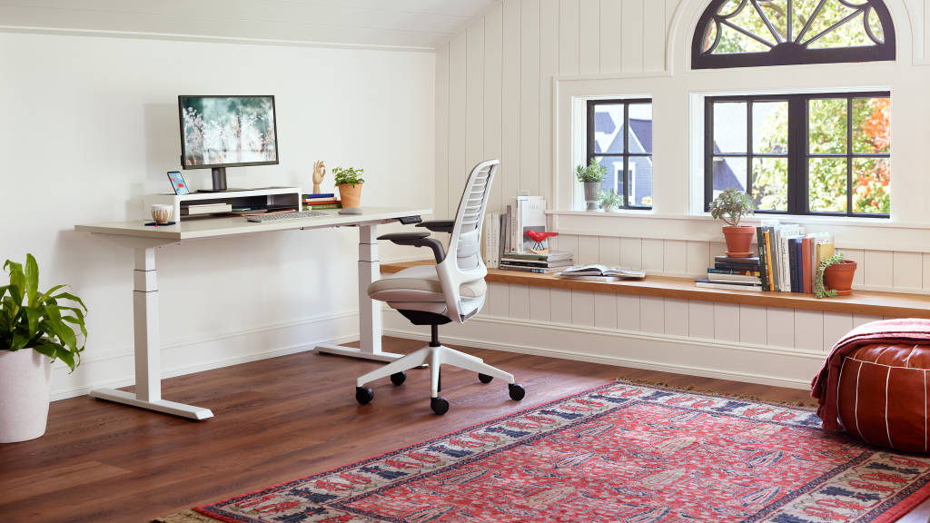 Steelcase Series 1 chair in a room