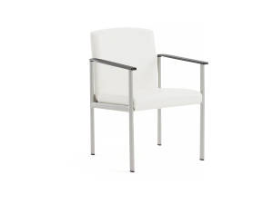 Aspekt Guest Chair on White