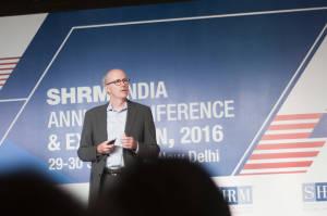Jim Keane at SHRM