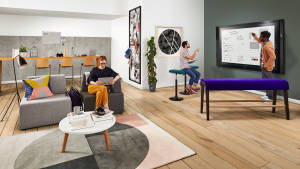 Creative Spaces Socializing ideas