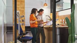Focus Studio, Steelcase and Microsoft, Creative Spaces