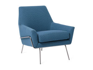 West Elm Work Lucas Wire Chair lounge seating