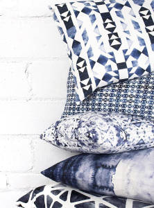 Savannah Hayes Pillow detail