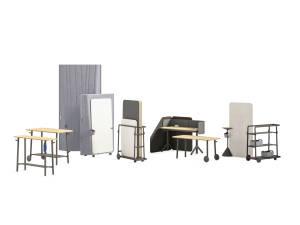 Steelcase Flex Collection on white