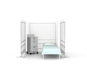 Steelcase Health Separation Screen