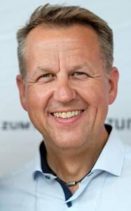 Helmut Kausler ist Senior Workplace Consultant bei Steelcase