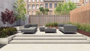 Bolia Orlando Sofa Outdoor setting
