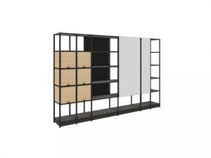 Steelcase Flex Active Frames 5-high