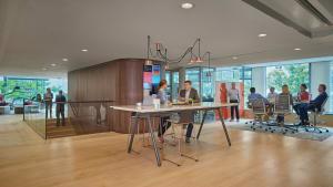 360 magazine steelcase ceo q+a new center enhances agility