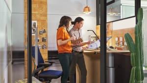 Focus Studio, Steelcase and Microsoft, Creative Spaces
