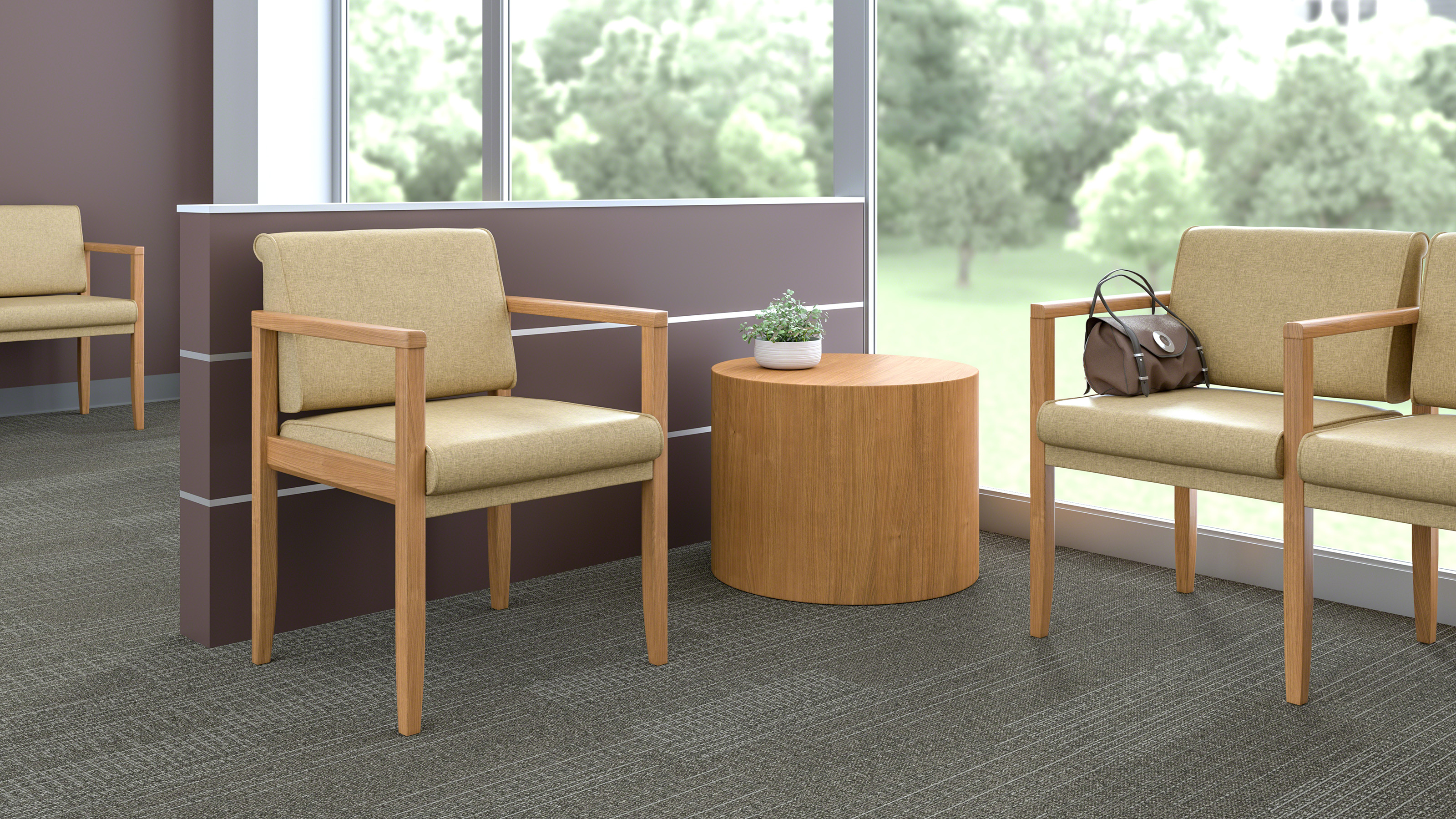 Malibu Reception Chairs & Healthcare Furniture Steelcase