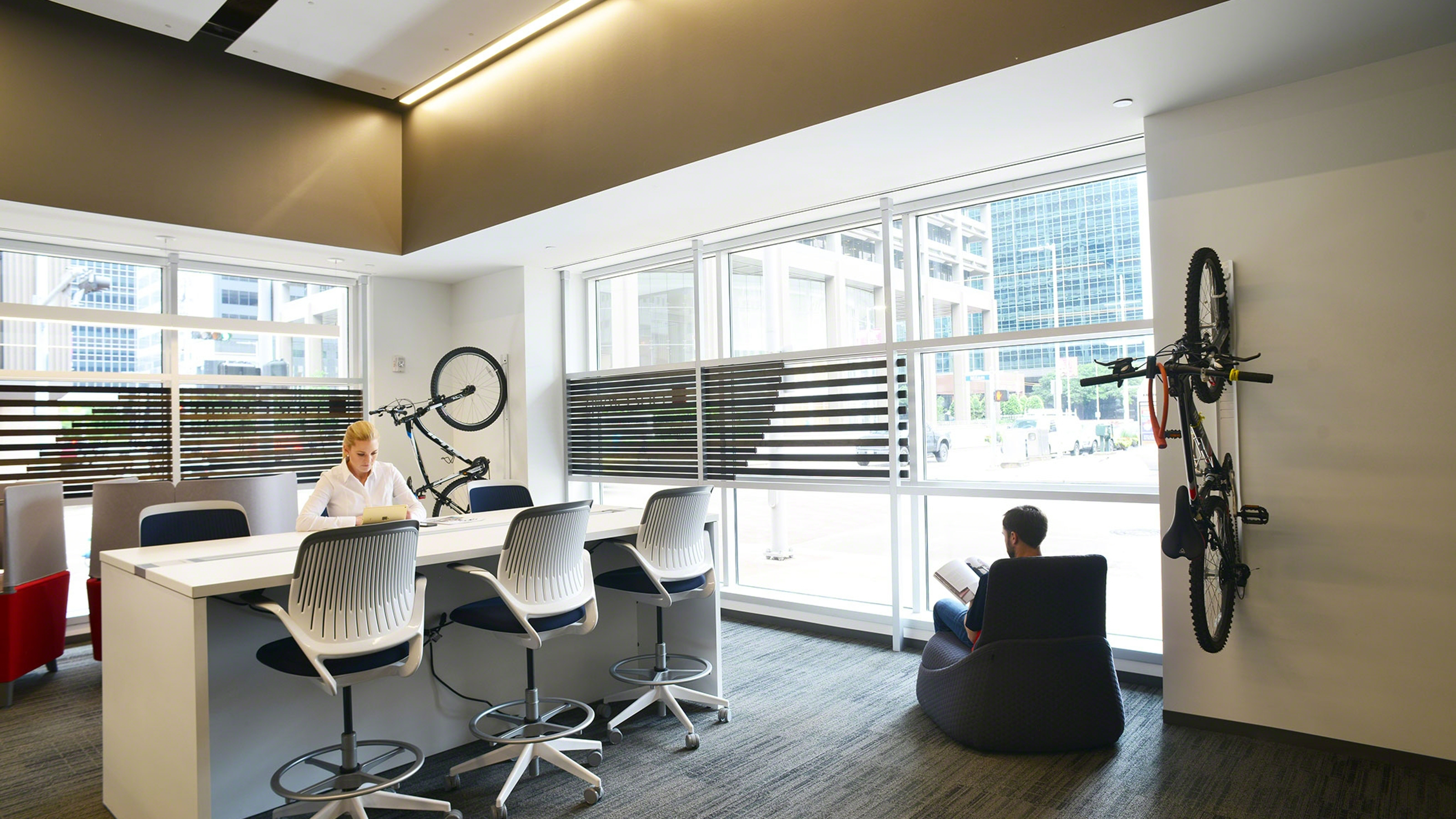 How To Design Spaces For People With >> Creating Authentic Inspiring Spaces For Designers Steelcase