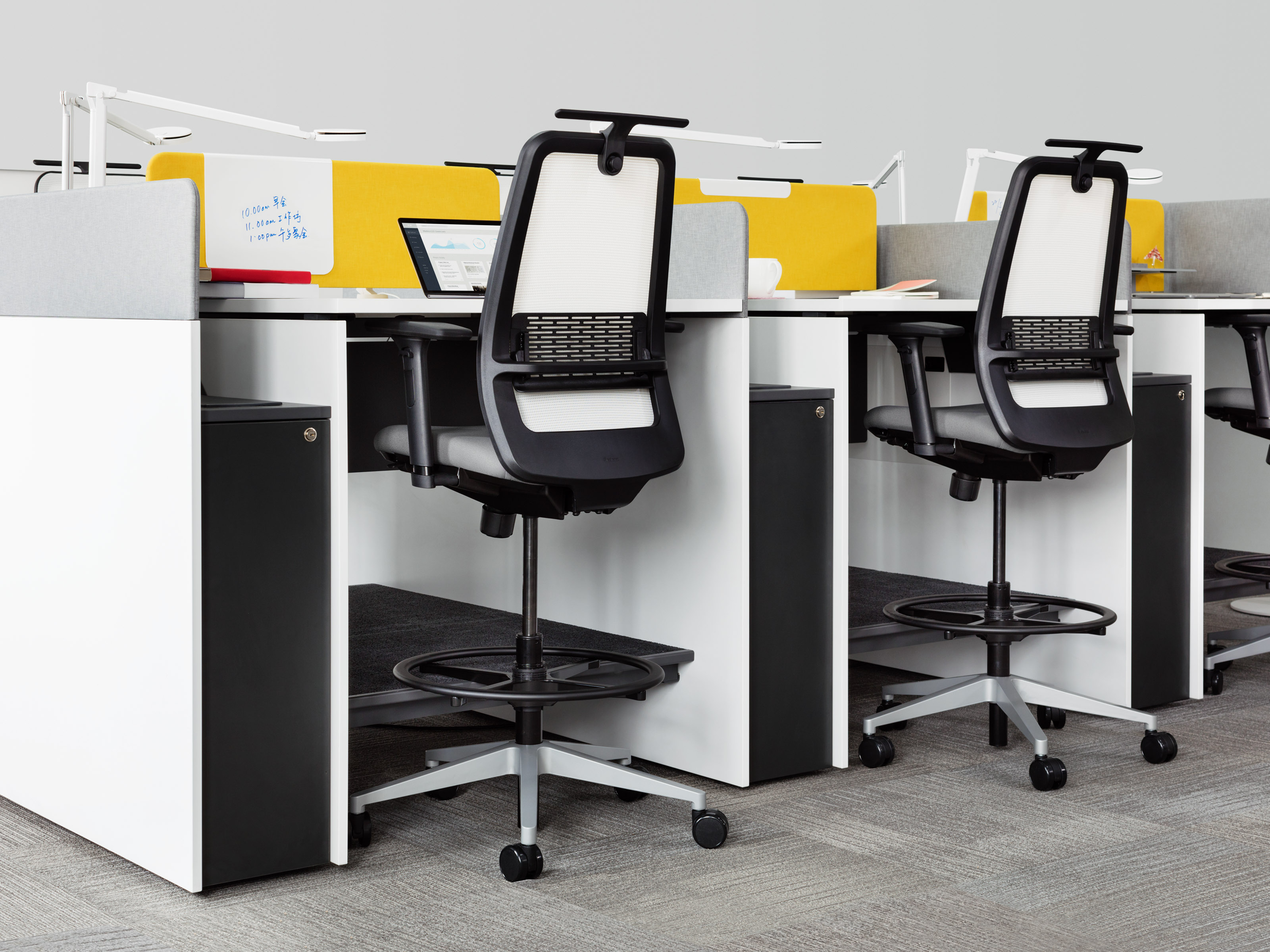 Modern School Furniture Suppliers ~ Navi teamisland steelcase