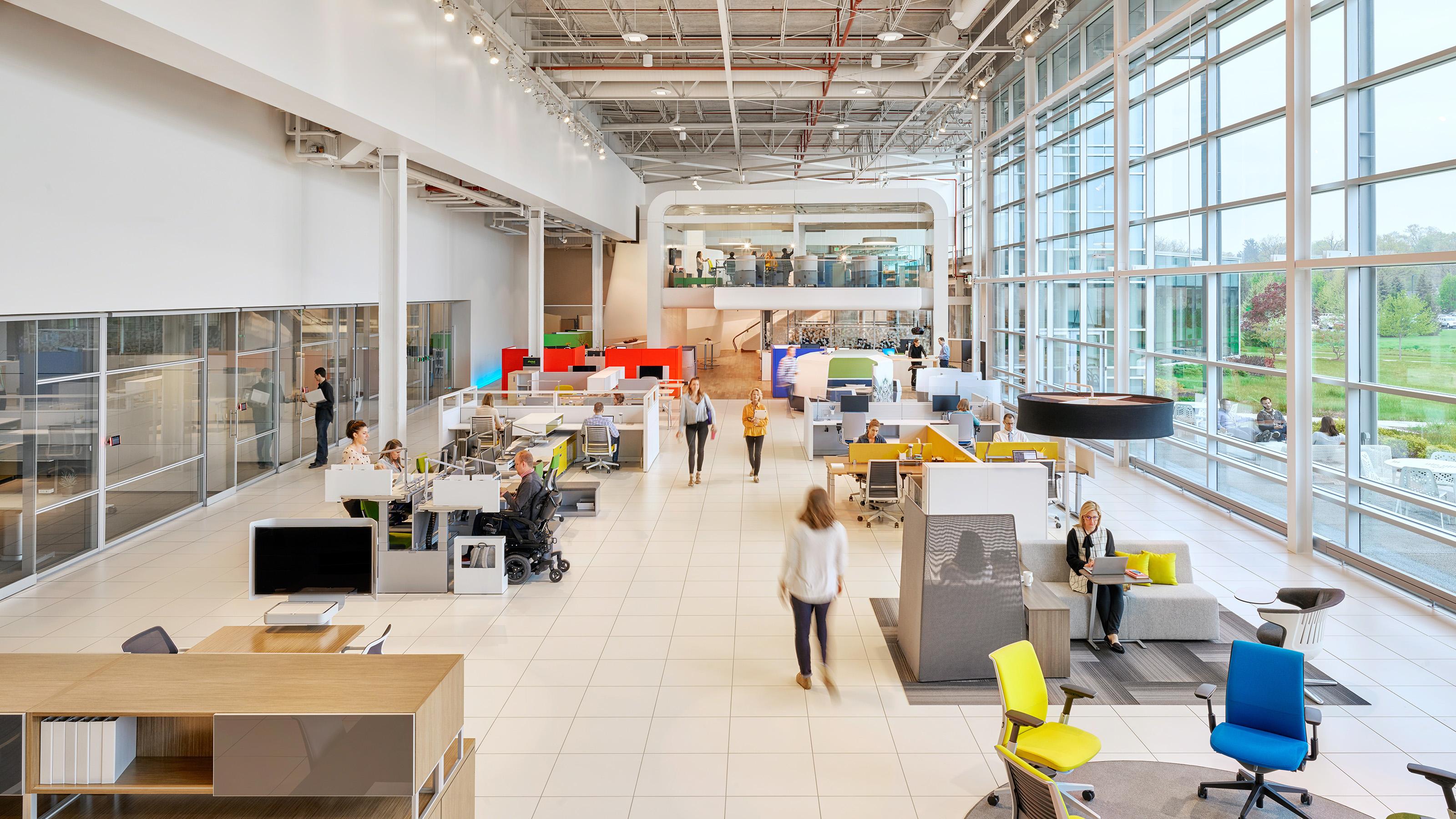 Workplace Advisor Studie - Steelcase