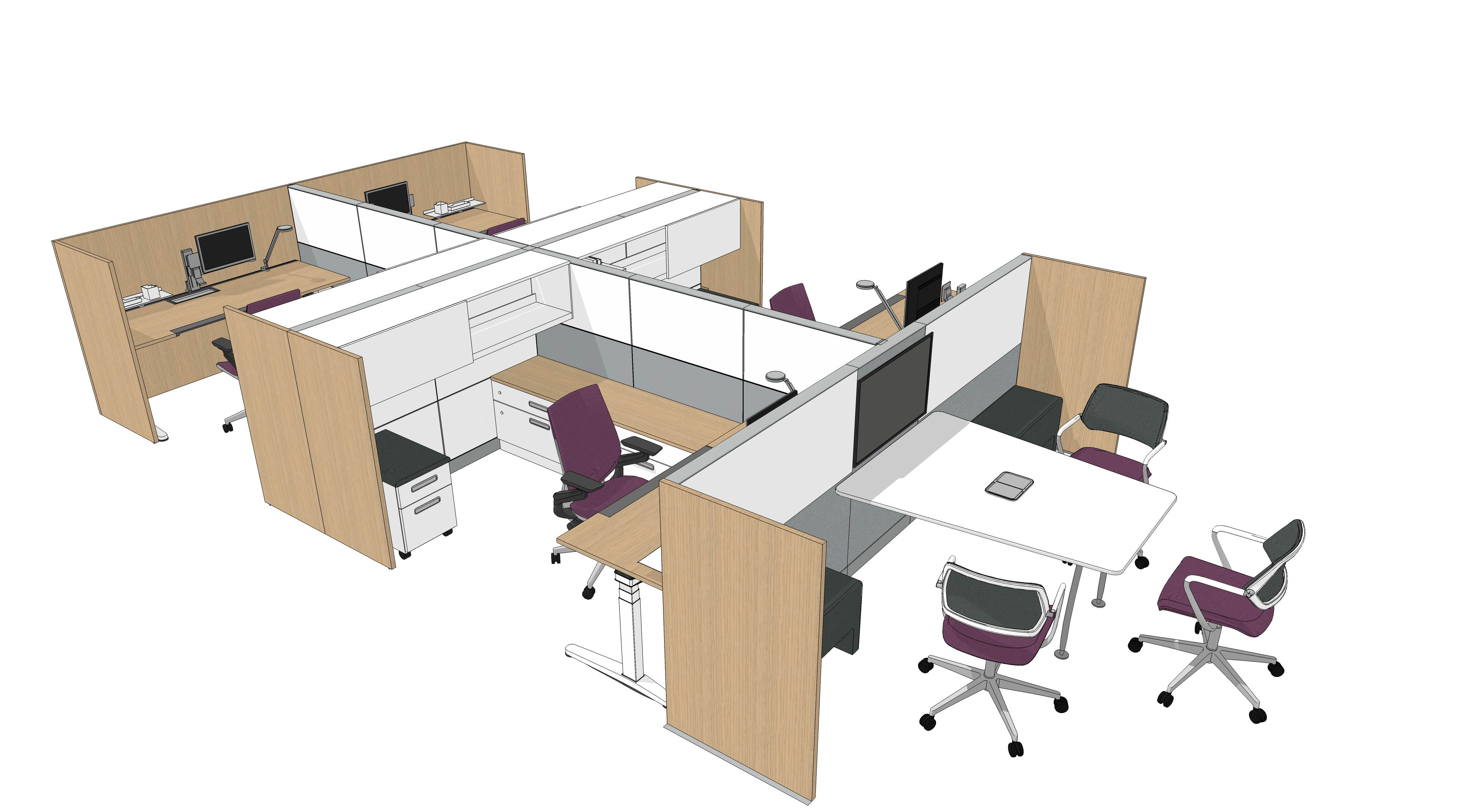 answer office workstations u0026 panel systems steelcase