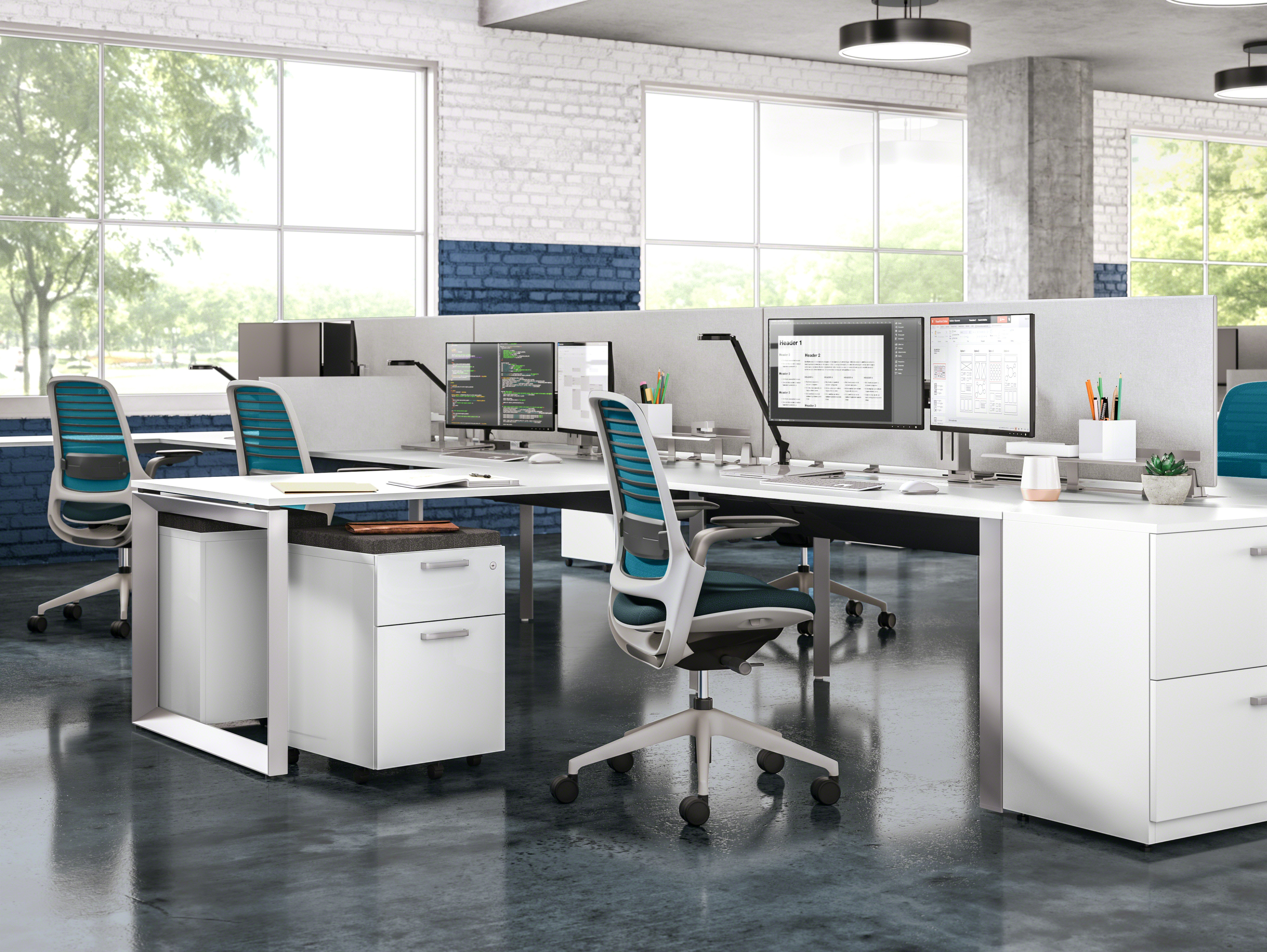 Steelcase Series 1 fice Chair