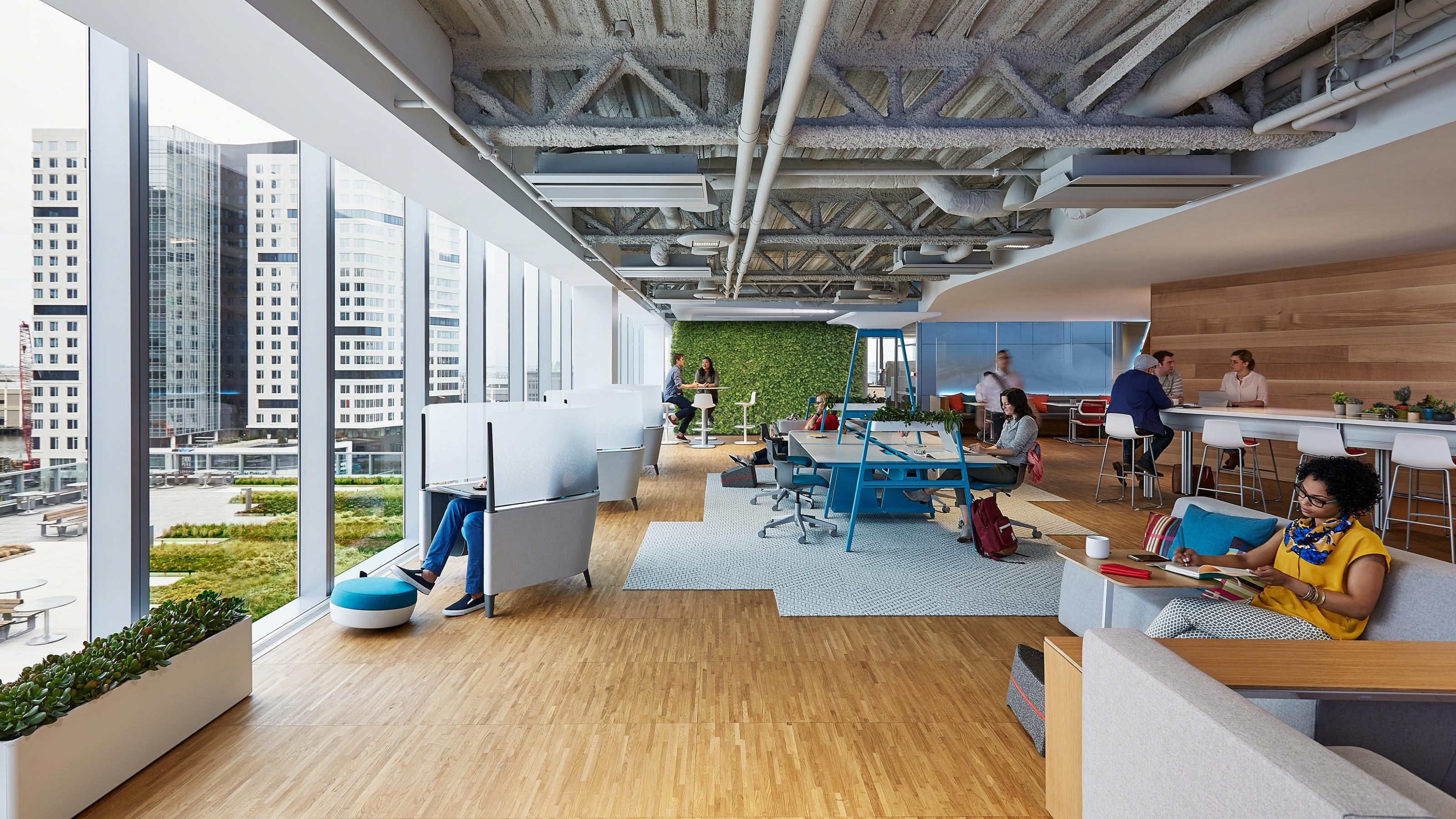 Büro-Trends im Angesicht der Zeit - Steelcase