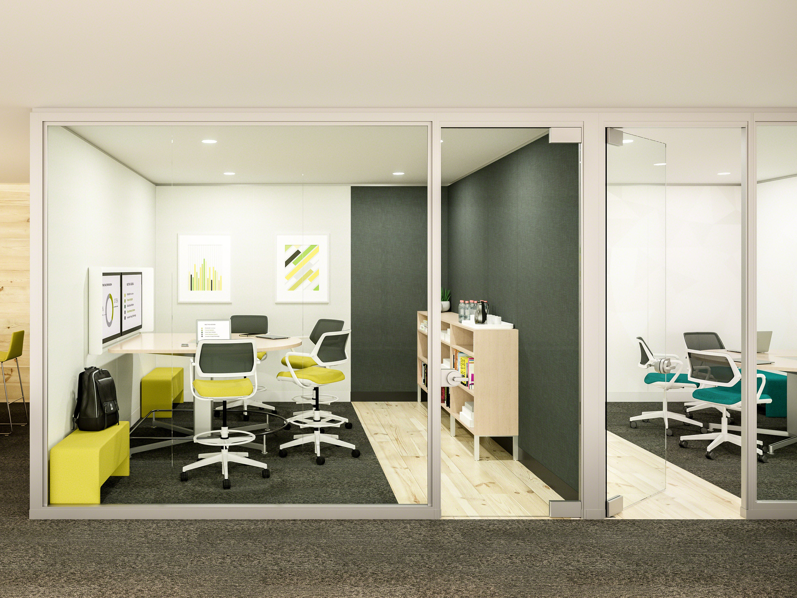 Architects Office Interior For Privacy Walls u0026 Movable Office Steelcase