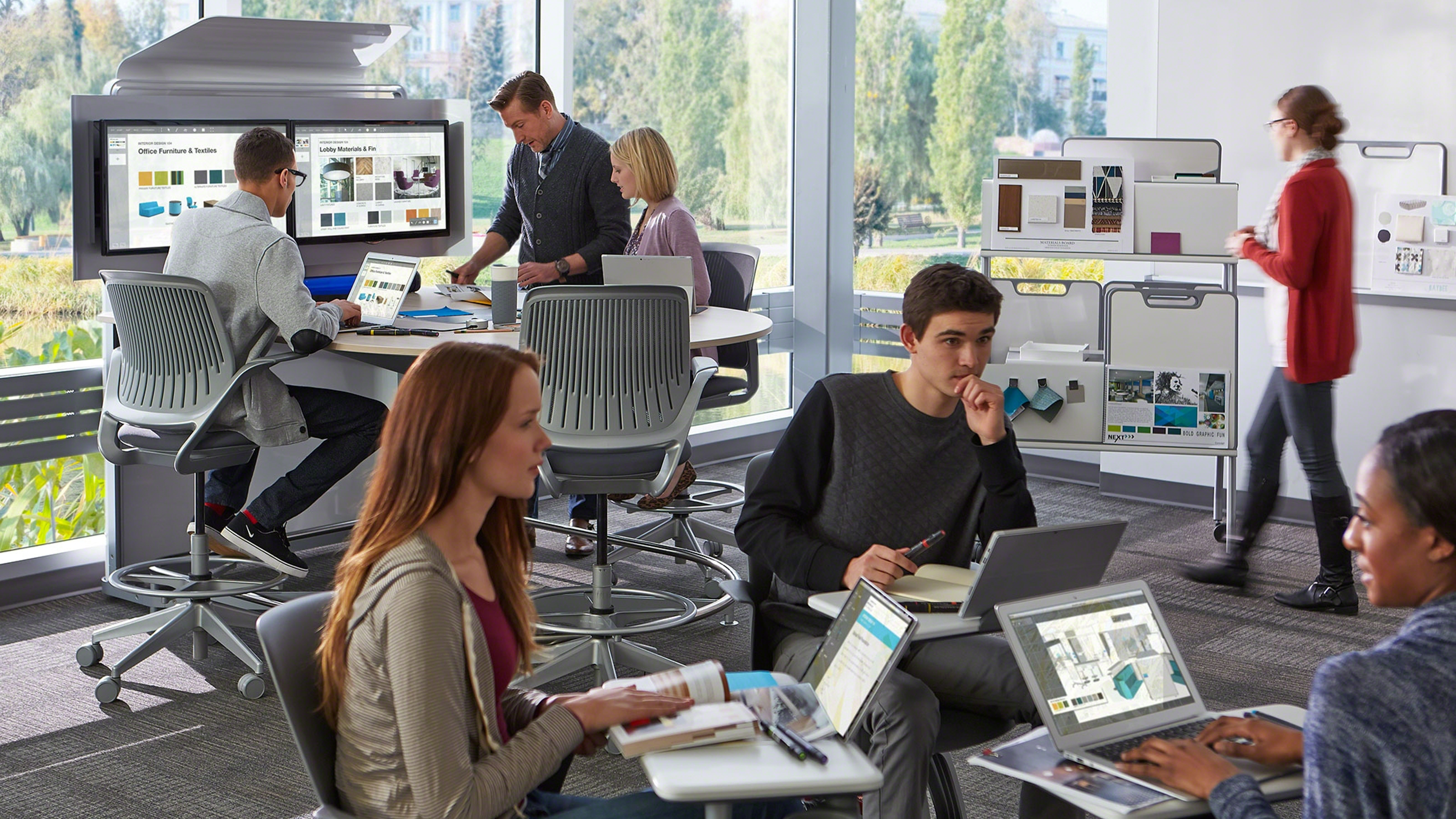 Active Learning Classroom Design & Furniture | Steelcase