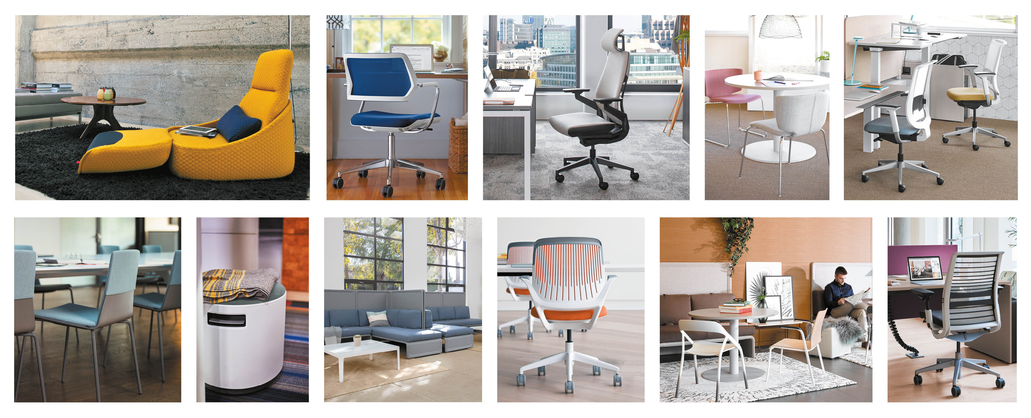 Awesome The Steelcase Seating Difference
