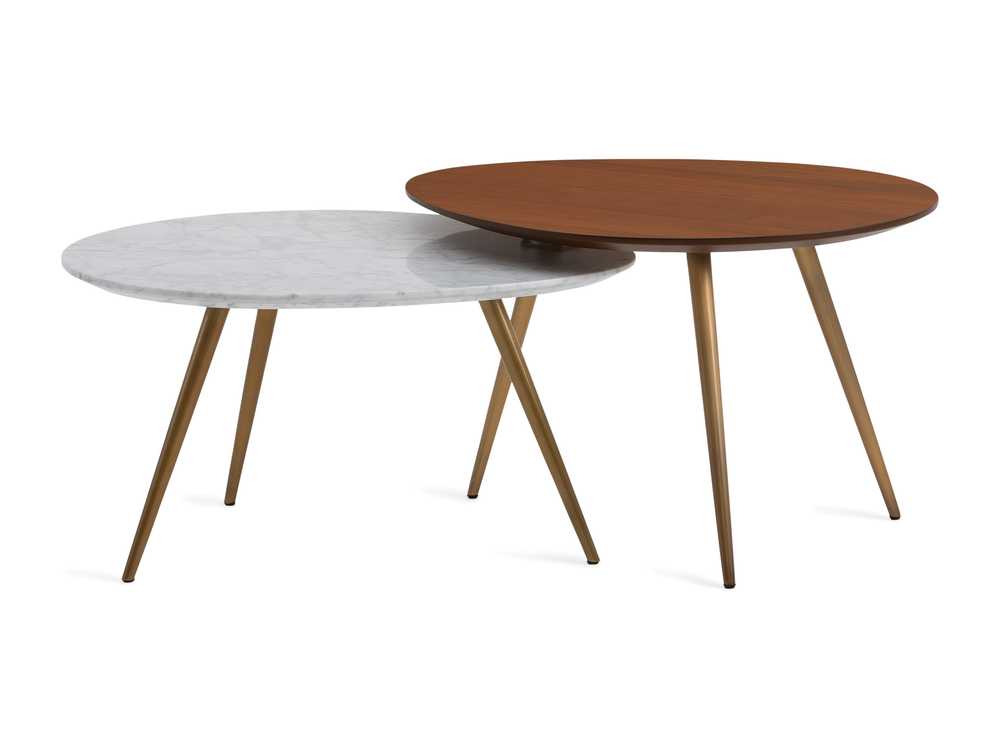 West Elm Work Lily Pad Nesting Tables  Steelcase