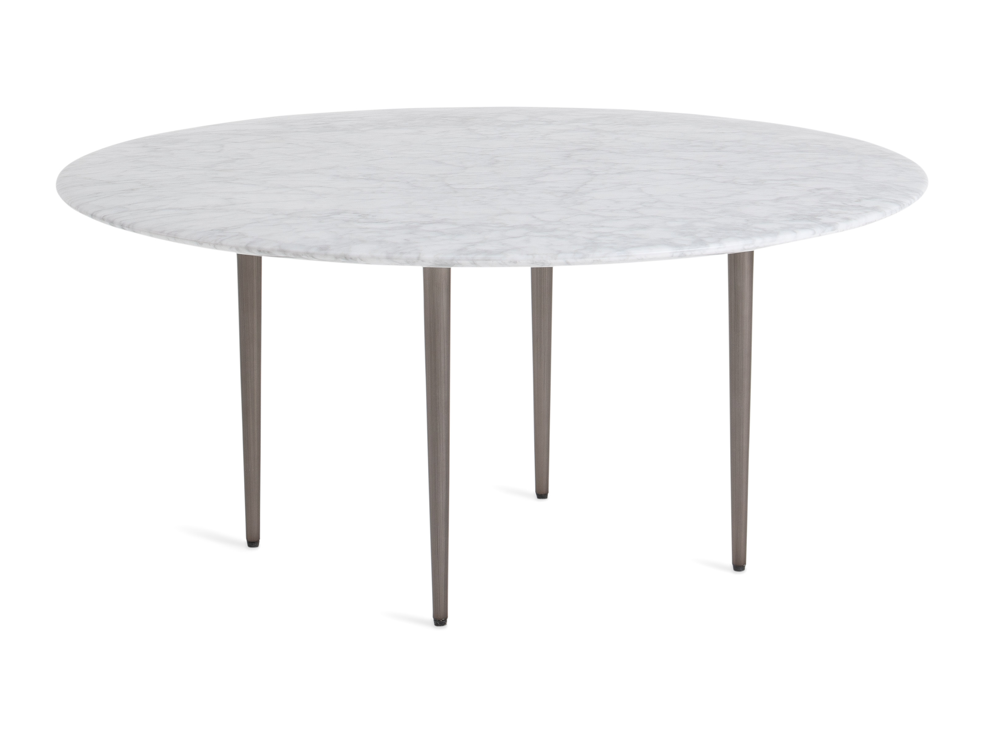West Elm Work Horizon Round Coffee Table Steelcase