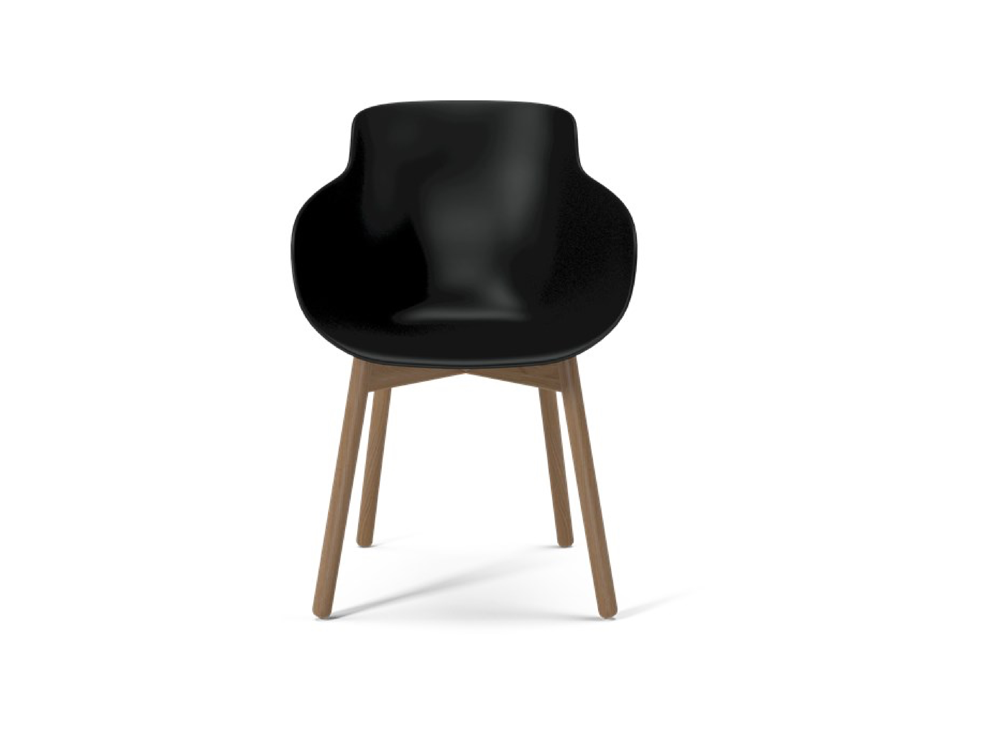 HUG Dining Chair by Bolia  Steelcase