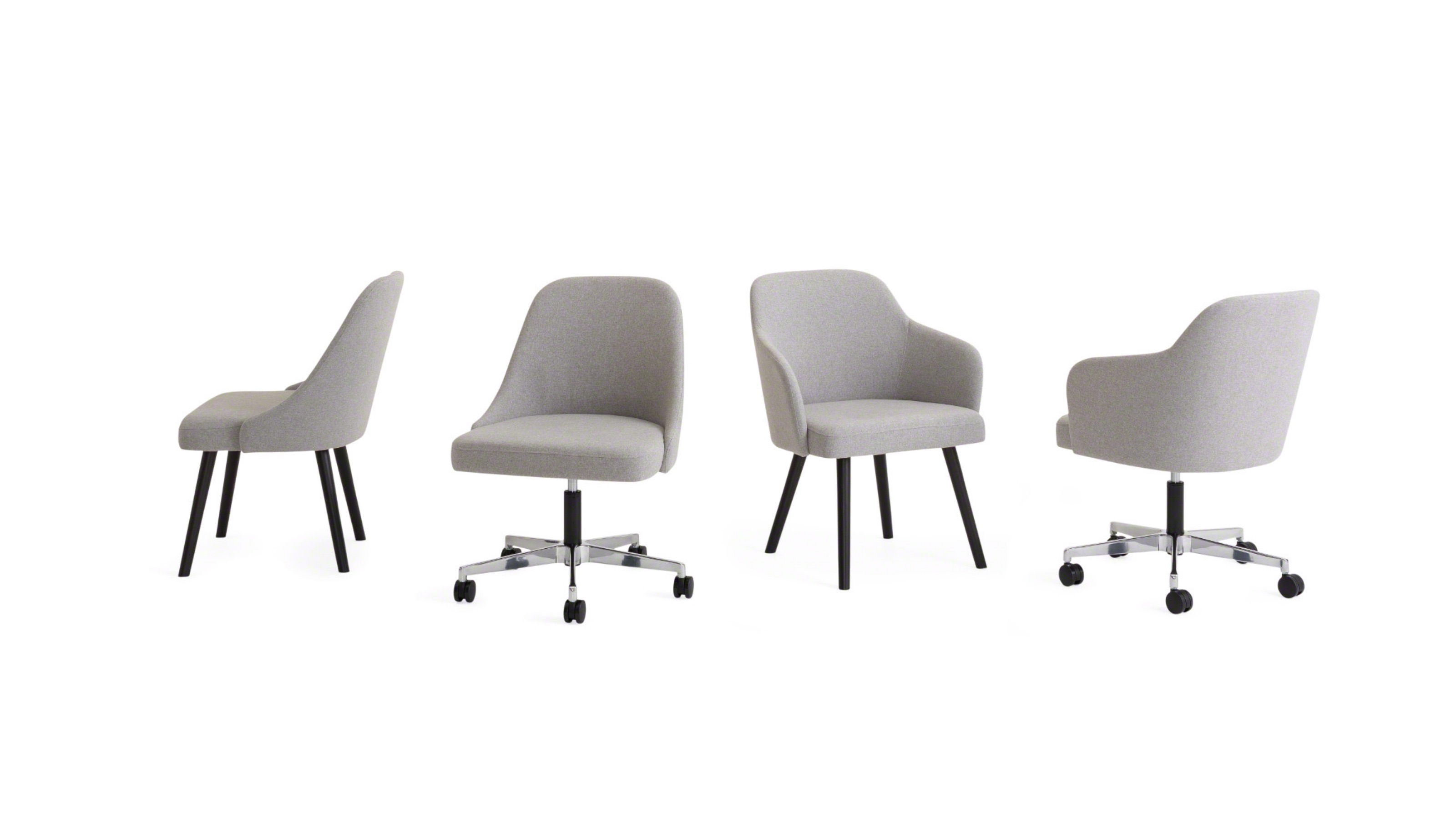 West Elm Work Sterling Guest Conference Chair Steelcase