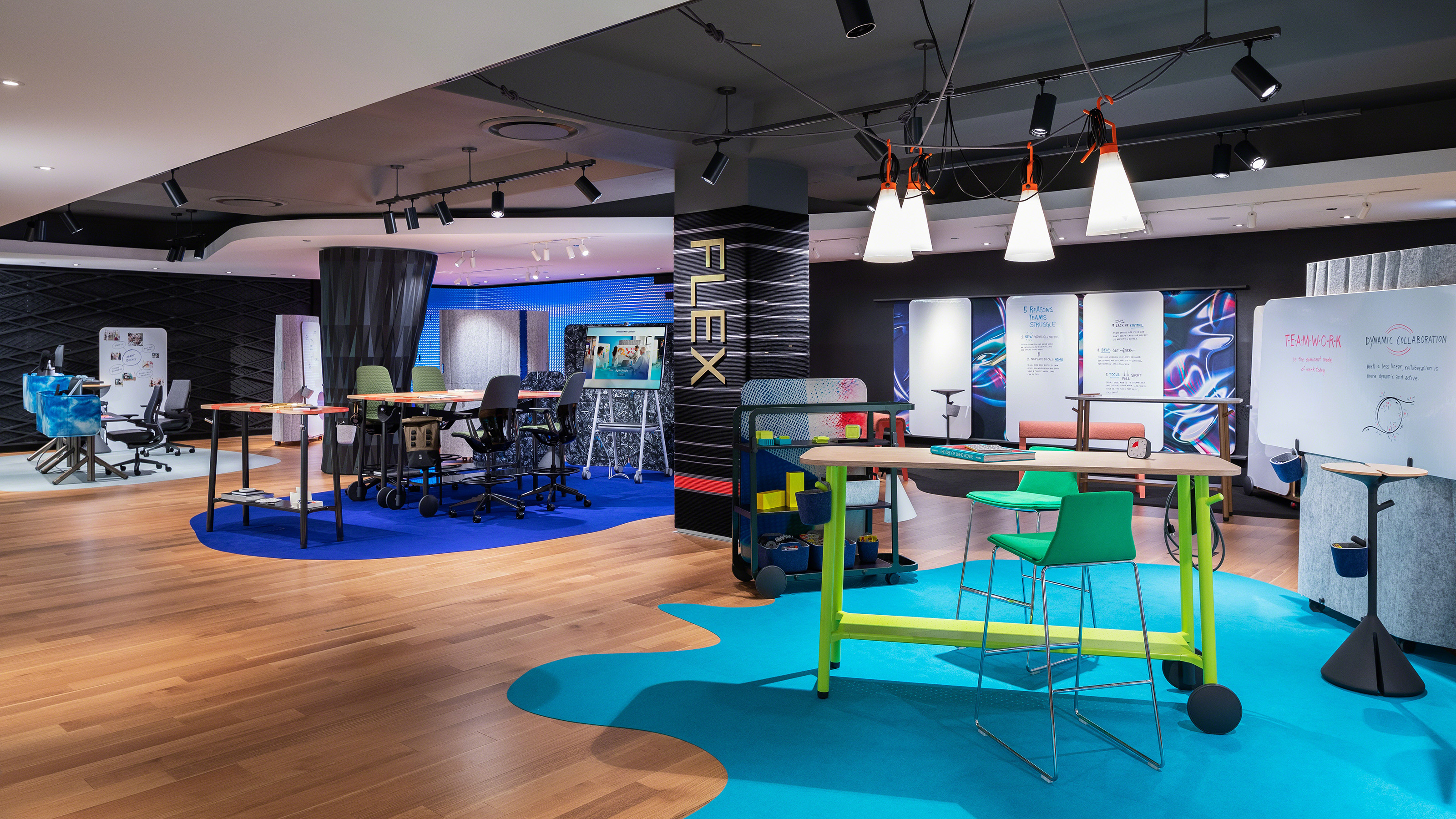 New Steelcase Products Partnerships At Neocon 2019 Steelcase