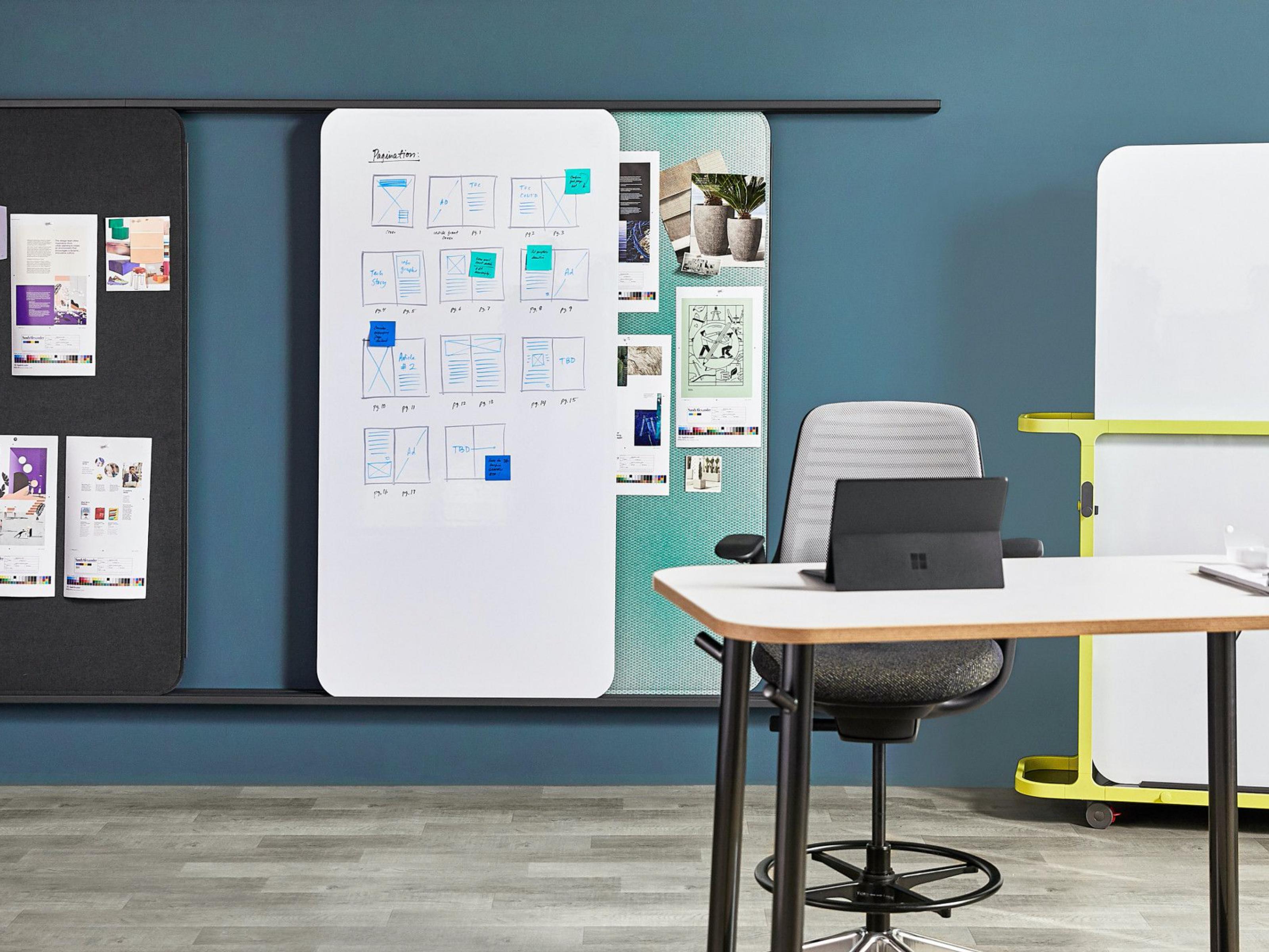 Steelcase Flex Whiteboard Solutions