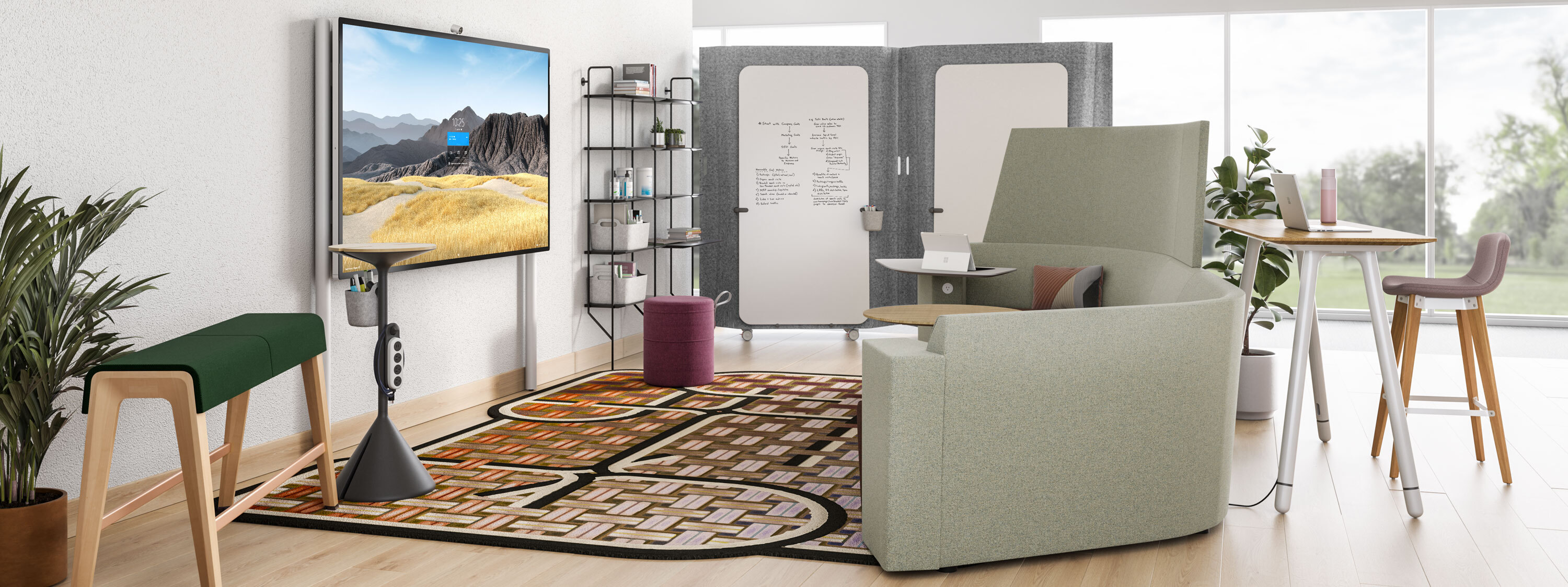 Steelcase Roam Collection
